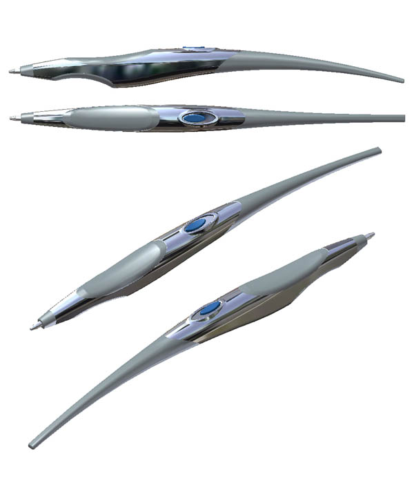 Stick pen design