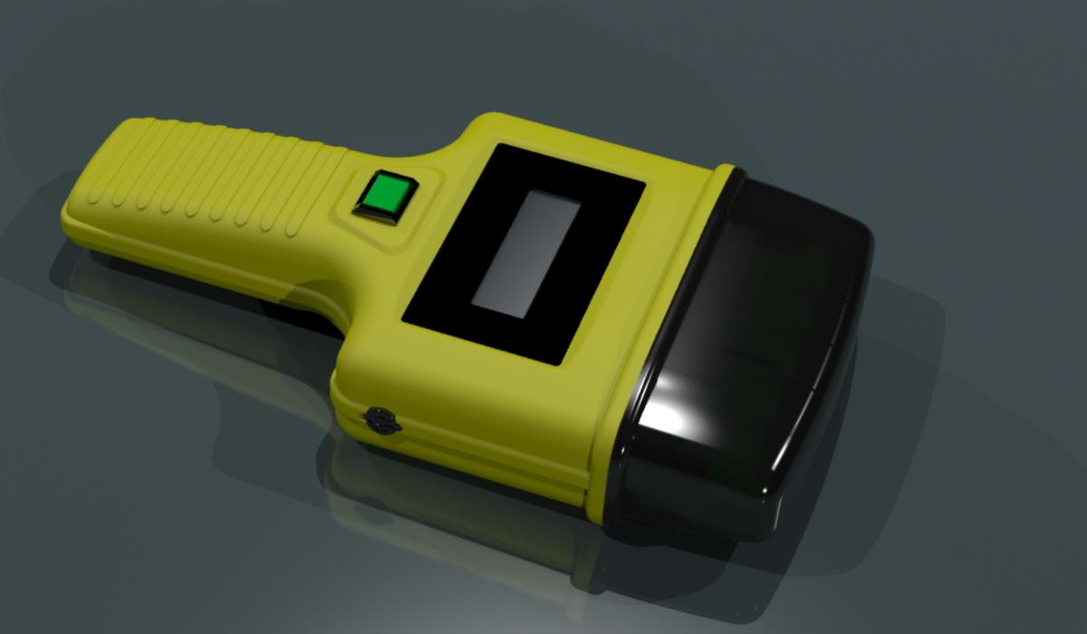 RFID reader design concept