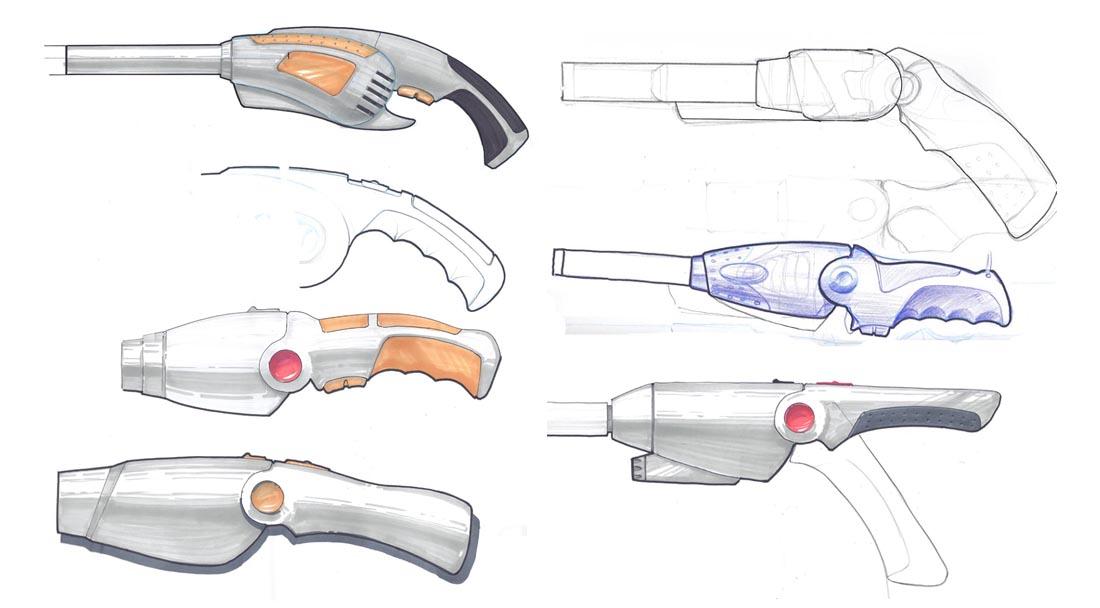 Design stages of Airlighter V-1