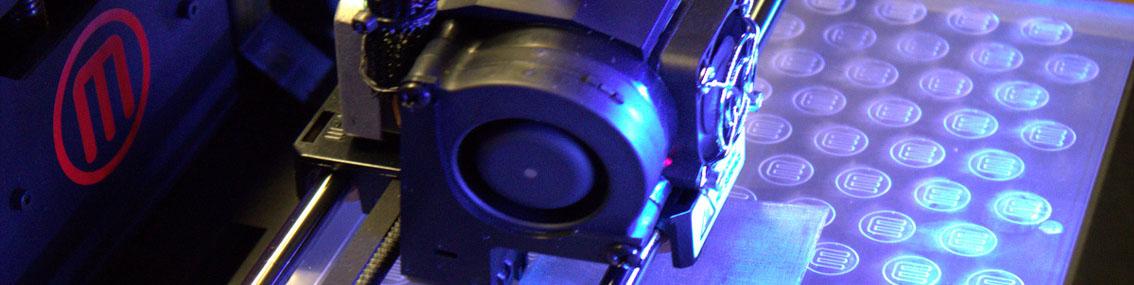 Makerbot 3-D printer