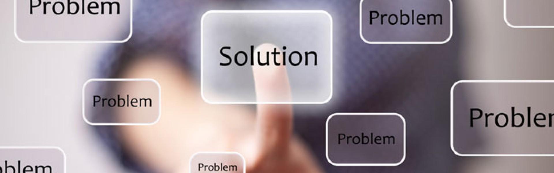 Design solution poster